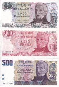 Argentina, 1976-84 Issues Lot, ...