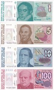Argentina, 1986-87 Issues Lot, ...